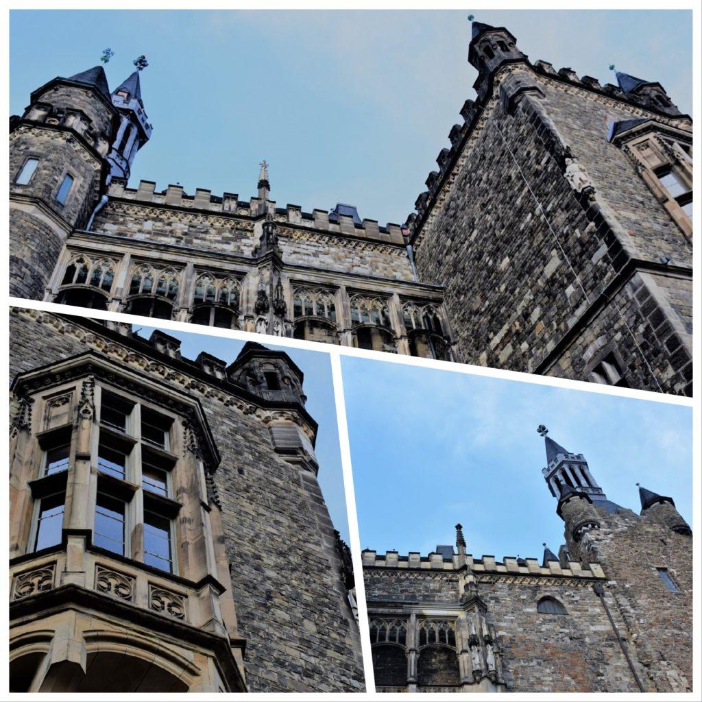 Détails de la cathédrale