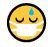 smiley covid